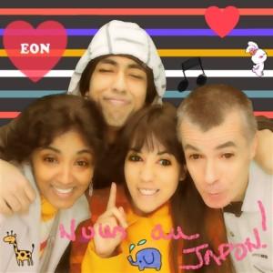 Eon au Japon2